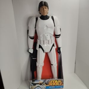 "Han Solo 31"" Tall Action Figure Star Wars NWT"